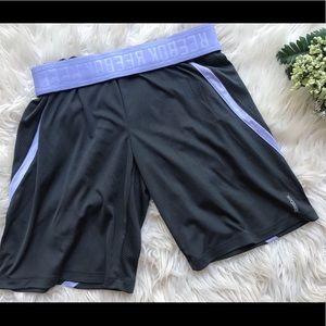 REEBOK athletic shorts!